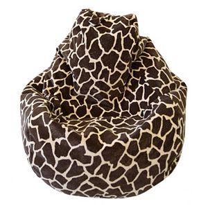Corduroy Bean Bag Chair Regular