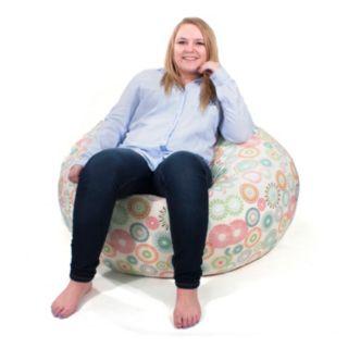 Extra Large Starburst Pinwheel Bean Bag Chair