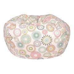 Extra Large Starburst Pinwheel Bean Bag Chair