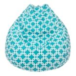 Large Teardrop Trellis Bean Bag Chair