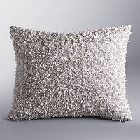 Simply Vera Vera Wang Applique Throw Pillow
