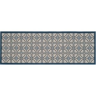 Safavieh Courtyard Abstract Geometric Indoor Outdoor Rug