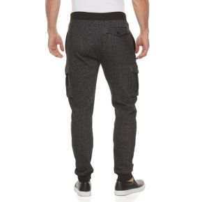 Men's Hollywood Jeans Space-Dyed Jogger Pants