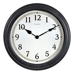 Chaney 18' Classic Wall Clock