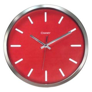"Chaney 12"" Modern Wall Clock"
