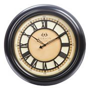 Chaney 18' Pierson Wall Clock