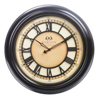 "Chaney 18"" Pierson Wall Clock"