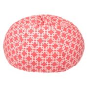 Small Trellis Bean Bag Chair