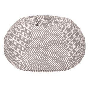Cool Extra Large Polka Dot Bean Bag Chair Inzonedesignstudio Interior Chair Design Inzonedesignstudiocom