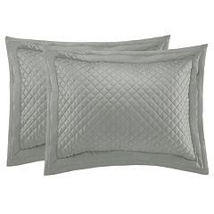 Diamond 2-pack Shams