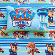 Paw Patrol Chase, Zuma, Rubble & Marshall Sheet Set