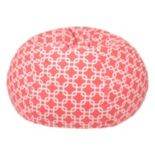 Extra Large Trellis Bean Bag Chair