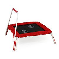 Youth Skywalker Trampolines 36 in Square Interactive Mini Bouncer Trampoline