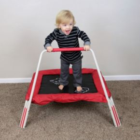 Youth Skywalker Trampolines 36-in. Square Interactive Mini Bouncer Trampoline