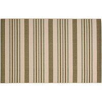 Safavieh Courtyard Ribbon Stripe Indoor Outdoor Rug