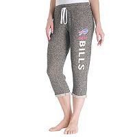 Women's Buffalo Bills Turf Knit Capris