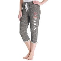 Women's Chicago Bears Turf Knit Capris