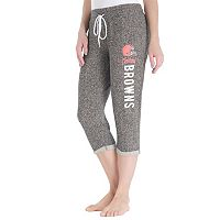 Women's Cleveland Browns Turf Knit Capris