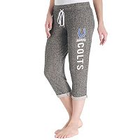 Women's Indianapolis Colts Turf Knit Capris