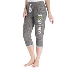 Women's Seattle Seahawks Turf Knit Capris