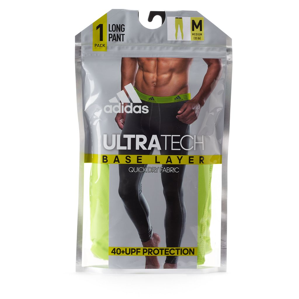 Men's adidas UltraTech ClimaLite Base Layer Pants