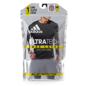 Men's adidas UltraTech ClimaLite Base Layer Tee