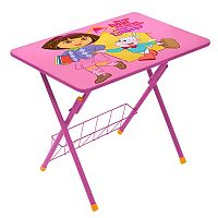 Dora The Explorer Activity Desk & Chair Set
