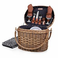 Picnic Time Adeline Collection Romance Picnic Basket