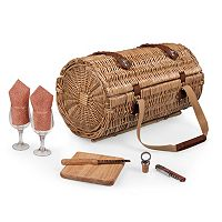 Picnic Time Adeline Collection Verona Picnic Basket