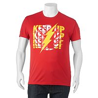 Big & Tall DC Comics The Flash Performance Tee