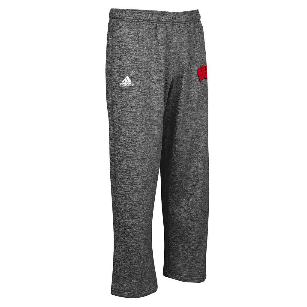 Men's adidas Wisconsin Badgers Primary Pants