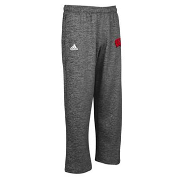 Men's adidas Wisconsin Badgers Primary Pants