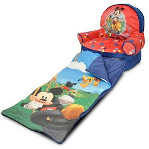 Disneys Mickey Mouse Bean Bag Chair Sleeping