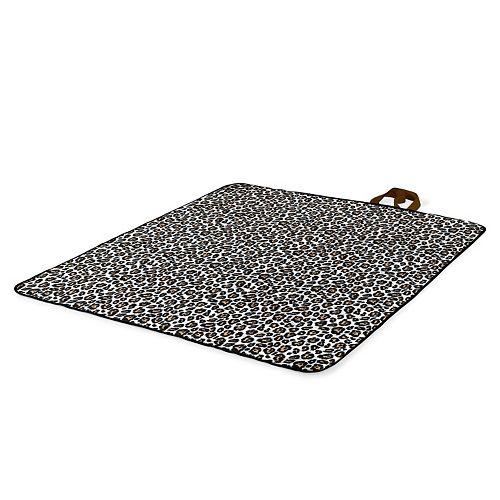 Picnic Time Leopard Vista Blanket