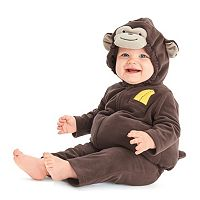 Baby Carter's Fleece Monkey Costume