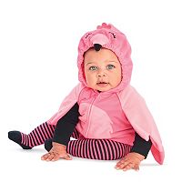 Baby Girl Carter's Flamingo Costume Set