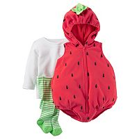Baby Carter's 3-pc. Strawberry Costume