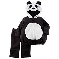 Baby Carter's Fleece Panda Bear Costume