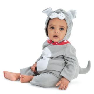 Baby Boy Carter's Fleece Bulldog Costume