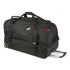 FUL Tour Manager Deluxe Rolling Duffel Bag