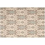 Safavieh Courtyard Ikat Indoor Outdoor Rug