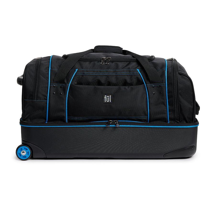 Ful Workhorse Rolling Duffel Bag
