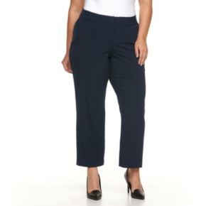 Plus Size Croft & Barrow® Curvy Fit Dress Pants
