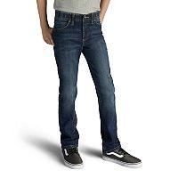 Boys 8-20 Lee Sport Xtreme Comfort Slim-Fit Straight-Leg Jeans
