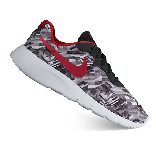 8bb19f30ed553 Nike Tanjun Print Grade School Boys' Shoes