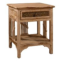 Hillsdale Furniture Balin Shelf End Table