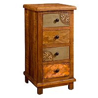 Hillsdale Furniture Belina 4-Drawer Cabinet