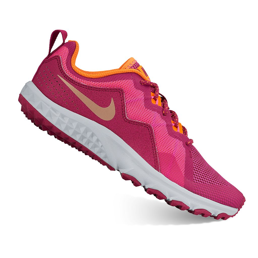 Nike Mak Grade School Girls' Trail Running Shoes