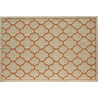 Rugs America Lenai Trellis Indoor Outdoor Rug