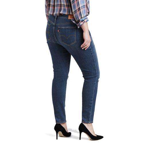 Plus Size Levi's 310 Shaping Super Skinny Jeans